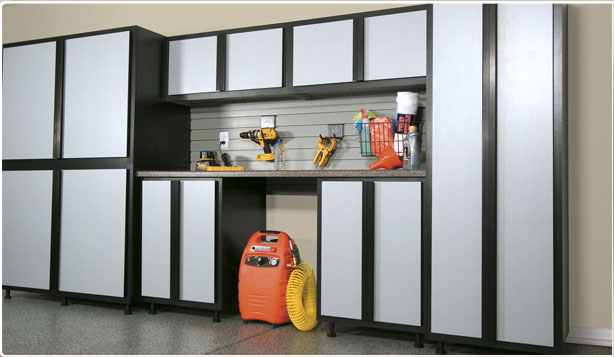 ... Affordable Garage Storage Systems Cabinets Phoenix